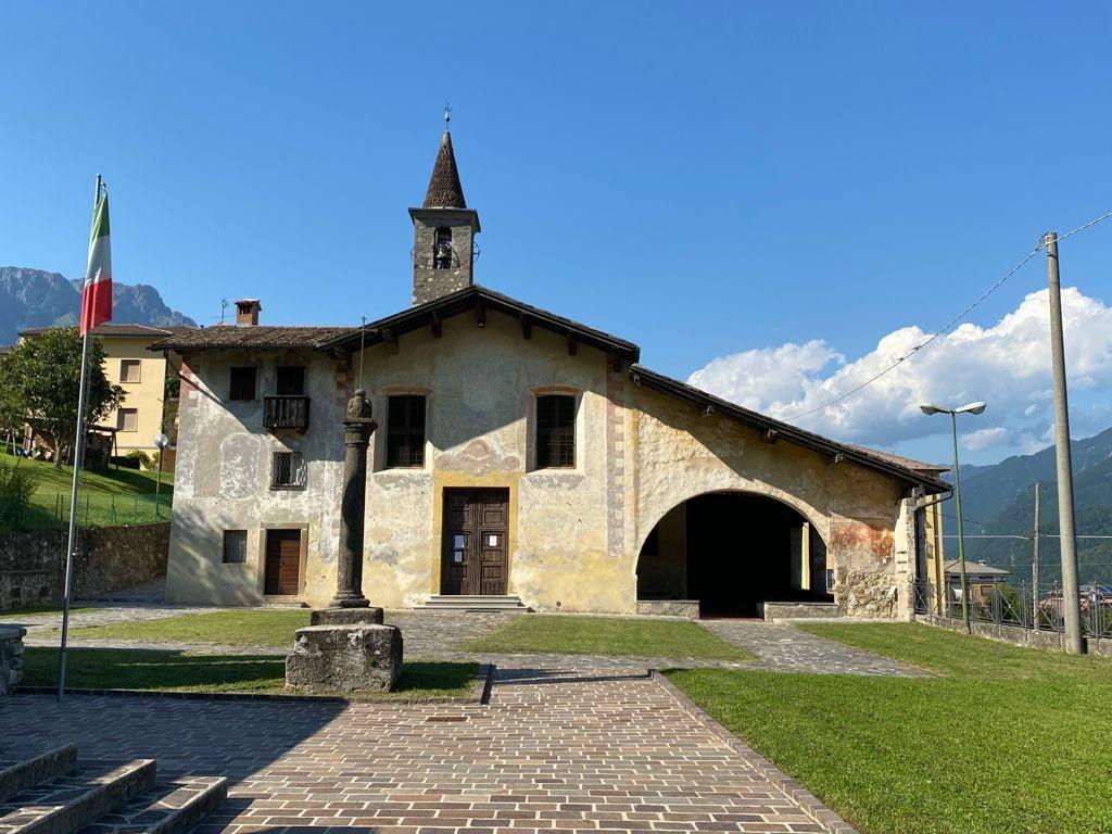 Chiesa Corporis Christi di Cornalita